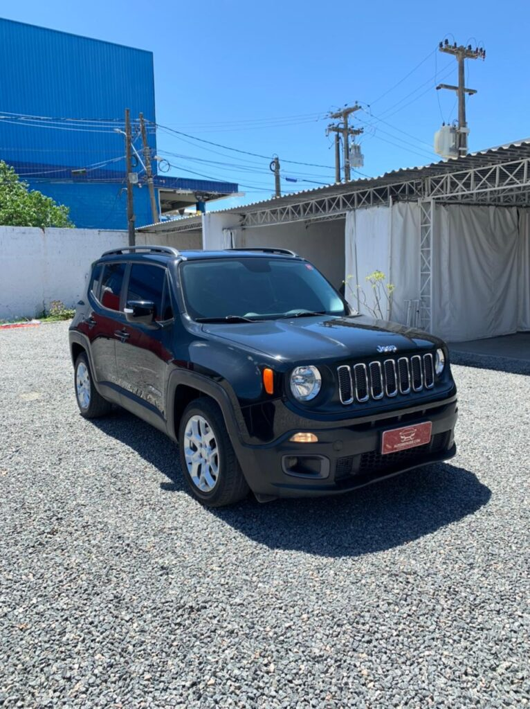 JEEP RENEGADE LONGITUDE 1.8 AT 2016