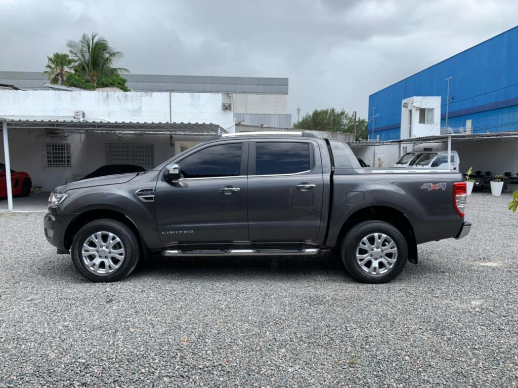 FORD RANGER LIMITED 3.2 TDI 4X4 2019