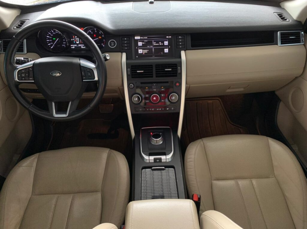DISCOVERY SPORT HSE 2.0 TURBO 4X4 2015